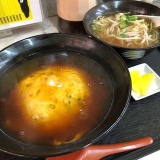 丼ぶり定食  ③天津飯(まんぷく軒 )