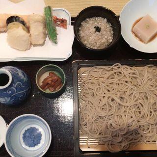 蕎麦御膳(筍 (じゅん))