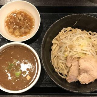 極・どろつけ麺 小(つけ麺 どでん)