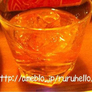 アロマ梅酒(10ZEN 品川店)