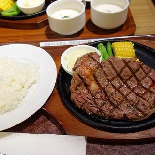 18 1/2 Steakhouse スペシャルステーキ(オーストラリア産 185g) (18 1/2 Steakhouse)