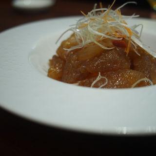 クラゲのポン酢しょうゆ和え(A・DINING (エーダイニング))
