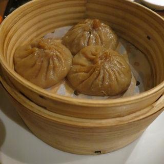上海蟹小籠包 3個(A・DINING)