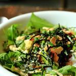 温泉卵とアボカドのネギトロ丼 柚子胡椒マヨネーズ