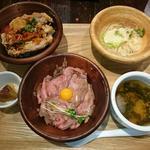 ABC Special ミニ丼定食