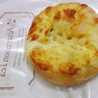 4種のチーズと蜂蜜のピッツァ(Afternoon Tea 星ヶ丘三越)