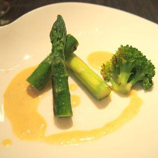 焼き野菜(ahill ginza (アヒル【旧店名】 ahill ginza '第七感'))