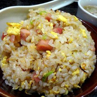 炒飯(BAkuの家)