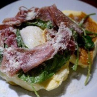 ルッコラプロシュート(Banks cafe & dining 渋谷 (バンクスカフェアンドダイニング))