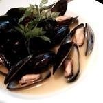 ムール貝の白ワイン煮