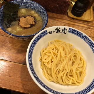 濃厚つけ麺(麺や兼虎)
