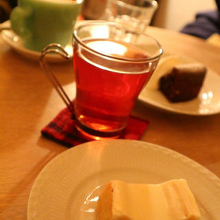 クリームラムチーズケーキ(cafe mon st.lou (カフェ モンサンルー))