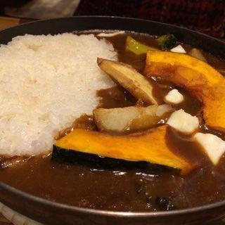 焼き野菜カレー(CAFE YOSHIMI)