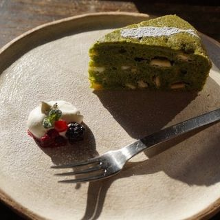 パウンドケーキ(Cafe はまぐり堂 )