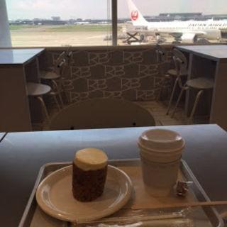 バームクーヘンサンド(Cafeねんりん家 羽田空港店 (カフェネンリンヤ))
