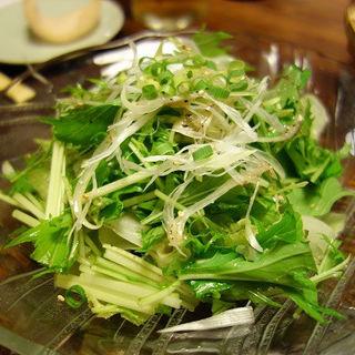 韓国チョレギサラダ(Casual Dining 英 はなぶさ)