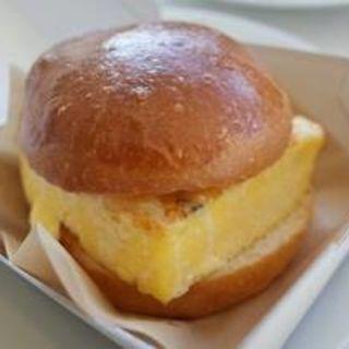 パーフェクト エッグ サンドイッチ(DOMINIQUE ANSEL BAKERY TOKYO (ドミニクアンセルベーカリートウキョウ))