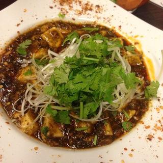 パクチー麻婆豆腐(GoGoパクチー (ゴーゴーパクチー))