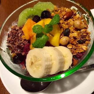 アサイーボウル(Guy & Jo's Hawaiian Style Café)
