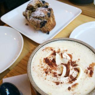 バナナコーヒーマフィン(HAGI CAFE  (ハギ カフェ))