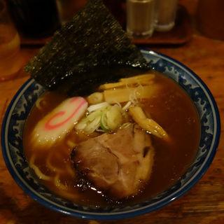 浅草醤油ラーメン(博士ラーメン 別館)
