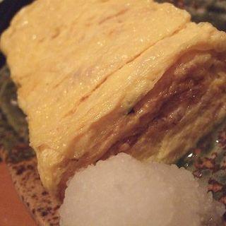 厚焼き玉子(Hakata Dining 梅正)