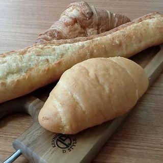 塩パン(HEART BREAD ANTIQUE 博多マルイ店)