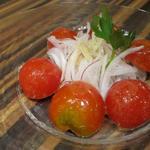 シーズントマトサラダ
