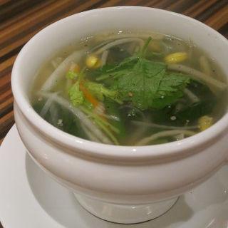 野菜スープ(HEIJOUEN 銀座六丁目店 (ヘイジョウエン))