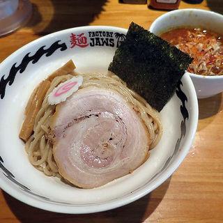 豚キムレッドつけ麺 200g(JAWS)