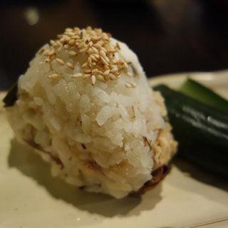 鯛ご飯のおにぎり(KIKI )