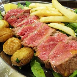 牛肉のタリアータ(La Cucina Italiana Appetito)