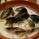 ムール貝とあさりのワイン蒸し(Locanda Trattoria )
