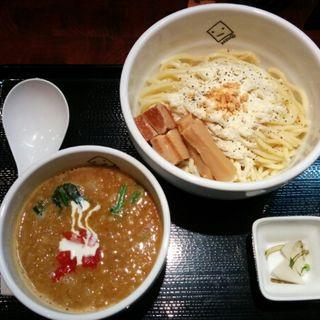 カレー味噌つけ(Miso Noodle Spot 角栄 (KAKU-A))