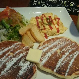 スクランブルエッグパンケーキ(Nico (ニコ))