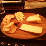 チーズ3種類
