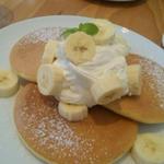 デザートセットA 完熟バナナとバニラ香る甘さ控えめホイップクリーム