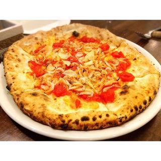 桜海老のピザ(Pizzeria da Torachici (ピッツェリア ダ トラキチ))