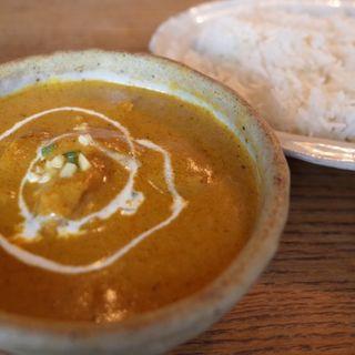 チキンカレー(Sajilo Cafe (サジロ カフェ))