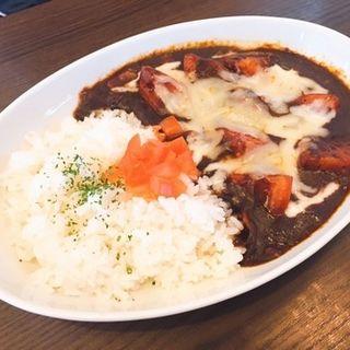 トマトチーズカレー(サンポ カフェ (Sampo Cafe))