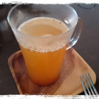 ホットりんごジュース(soin cafe (ソワンカフェ))