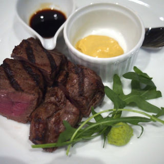 サーロインステーキ(Steak&Italian Griante)