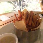 安納芋のフライドポテト