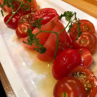 トマトいろいろサラダ(バルArikado )
