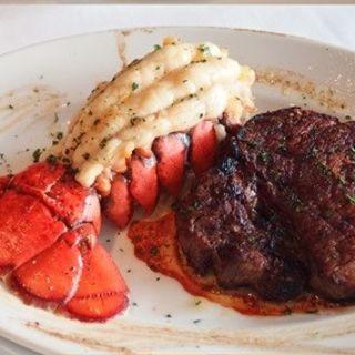 ロブスターオーブン焼き(tcc Steak & Seafood)