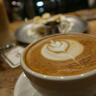 ラテ(コロンビア)(THE MOST COFFEE)