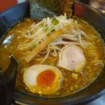 CURRY鶏そば(TOKYO 鶏そば TOMO (トウキョウ トリソバ トモ))