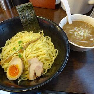 鶏濃厚魚介つけ麺(TOKYO 鶏そば TOMO (トウキョウ トリソバ トモ))