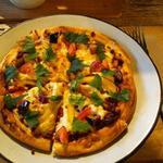 梅みそピザ