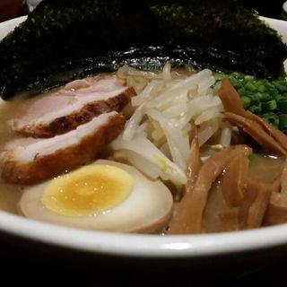 煮干しラーメン(ZUNDA 泉中央店 (ずんだ))